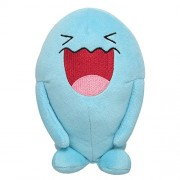 Sanei Pokemon All Star Series Wobbuffet Stuffed Plush 6