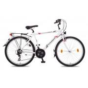 """Schwinn Csepel Ranger férfi MTB kerékpár 21"""" Fehér"""