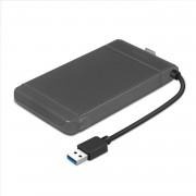 TeckNet UD025 USB 3.0 Hard Drive Disk Enclosure - външна кутия за 2.5 инча дискове