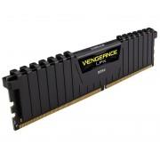 Corsair Vengeance LPX DDR4 PC4-25600, 3.200 MHz, C16, Nero Kit 16GB (2x 8GB)