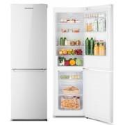 Combina frigorifica Heinner HC-325A+, A+, 220+101 litri, comanda mecanica, alb