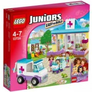 Конструктор Лего Джуниърс - Ветеринарната клиника на Mia - Juniors, 10728