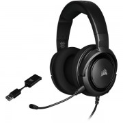 HEADPHONES, Corsair HS45 Surround, Gaming, Microphone, Black (CA-9011220-EU)