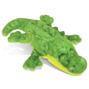 Puzzled Wild Alligator Large Super - Soft Stuffed Plush Cuddly Animal Toy Reptiles / Animals Theme 21.5 Inch (5320)