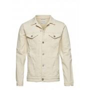 Selected Homme Slhjeppe 6117 Cream Denim Jacket W