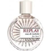Replay For Her Eau De Toilette Spray 40 Ml