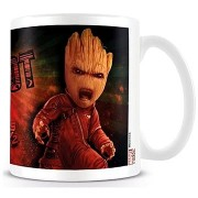 Guardians of the Galaxy - Angry Groot - bögre