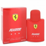 Ferrari Scuderia Red For Men By Ferrari Eau De Toilette Spray 2.5 Oz