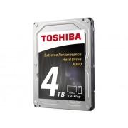 Toshiba DD INTERNO TOSHIBA X300 3.5 4T Toshiba HDWE140XZSTA