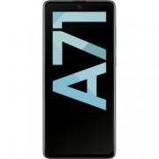 Samsung LTE smartphone Dual-SIM Samsung Galaxy A71, 17 cm (6.7 palec, 128 GB, 64 MPix, 12 MPix, 5 MPix, 5 MPix, modrá