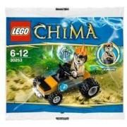 LEGO Chima Leonidas' Jungle Dragster - 30253