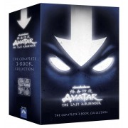Avatar The Last Airbender: Complete Collection (DVD)