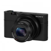 Refurbished-Good-Compact Sony CyberShot DSC-RX100 Black