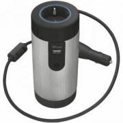 Зарядно устройство за кола, TRUST Car 230 Volt Power Socket, 20838