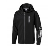 PUMA Nu-Tility Hooded Jacket Black
