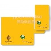Bandai Digimon Adventure general purpose notebook type smartphone cover Agumon DGA-03A