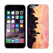 Husa iPhone 6S iPhone 6 Silicon Gel Tpu Model Vertical City
