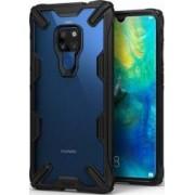 Husa Huawei Mate 20 Ringke FUSION X Transparent Negru