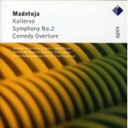 L. Madetoja - Symphony No.2/ Kullervo/ Co (0809274307422) (1 CD)