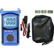 HOLDPEAK 6688C Digitális szigetelési ellenállás mérő 100-1000VAC 1Mohm-20Gohm.