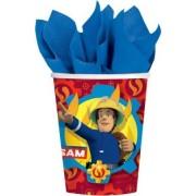 Sam a tűzoltó parti pohár (8 db-os)