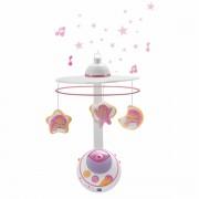 Chicco Mobile dos sonhos, projeção dupla, cor-de rosarosa- TAMANHO ÚNICO