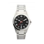 Ocelové vodotěsné náramkové hodinky JVD steel J1041.3
