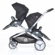 RED CASTLE Kinderwagen Evolutwin®
