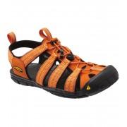KEEN Clearwater CNX M Pánské sandály KEN1201044817 sunset/marigold 7,5(41)