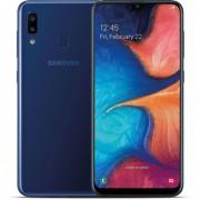 Celular Samsung Galaxy A20 32gb 3gb Ram Dual Sim Dual Camara -Azul