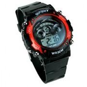 Stylish Sport Watch with Light