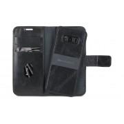dbramante1928 Lynge 2 Leather Wallet Samsung S8+ Hoesje Zwart