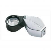 Eschenbach Magnifying glass 6X folding magnifier, aplanatic
