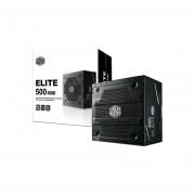 Fuente de Poder Cooler Master Elite V3 de 500W, ATX. MPW-5001-ACAAN1-US