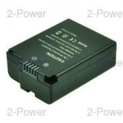 2-Power Digitalkamera Batteri Nikon 7.2v 1200mAh (EN-EL21)
