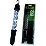 Lampa lucru LED-uri si magnet RoGroup, 12V