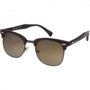 Walrus Michel Brown Color Unisex Wayfarer Sunglass - WS-MCHL-II-090909