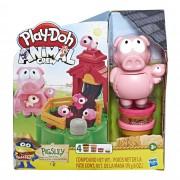 Hasbro Playdoh Animal Crew Biggenbende