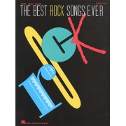 Hal Leonard - Various Composers: The Best Rock Songs Ever 2nd Edition Sheet Music - Multi