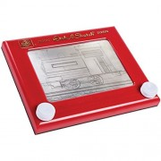 Classic Etch A Sketch Magic Screen - No Batteries Or Hookup Needed - Artwork