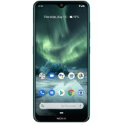 "Telefon Mobil Nokia 7.2, Procesor Octa-Core 2.2GHz/1.8GHz, IPS LCD Capacitive touchscreen 6.3"", 6GB RAM, 128GB Flash, Camera Tripla 48+8+5MP, 4G, WI-FI, Dual Sim, Android (Verde) + Cartela SIM Orange PrePay, 6 euro credit, 6 GB internet 4G, 2,000 minute n"