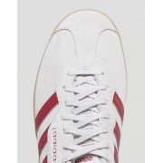 adidas Originals Gazelle Super Trainers In Grey BY9777 - Grey