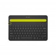 Teclado Bluetooth Logitech K480, Multidispositivo. Color Negro. 920-006346