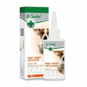 Solutie Oculara Pentru Caini Si Pisici Dr. Seidel Oczu, 75 ml