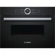 Bosch CMG633BB1B Compact Oven with Microwave