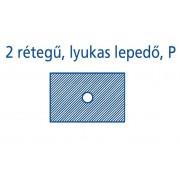 Hartmann Foliodrape Lyukas izoláló lepedő P 75x90 cm 40db