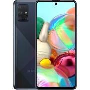 Samsung Galaxy A71 - fekete