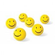 Crazy Sutra Smiley Soft Balls SMILEY FACE SQUEEZE BALLS - set of 12 balls