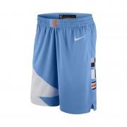 LA Clippers Nike City Edition Swingman NBA-Shorts für Herren - Blau