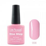 Oja semipermanenta OneStep Lila Rossa Professional 7.3ml OLROS008